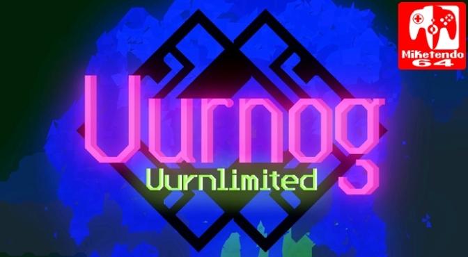 [Review] Uurnog Uurnlimited (Nintendo Switch)