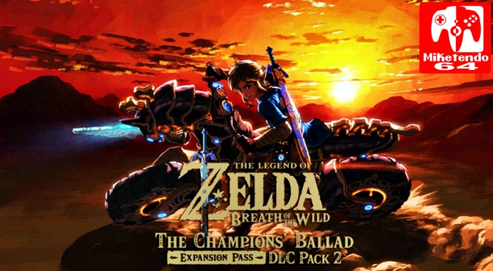 Zelda Breath Of The Wild Master Cycle: [Video] Master Cycle Zero Extreme Sports! (The Legend Of