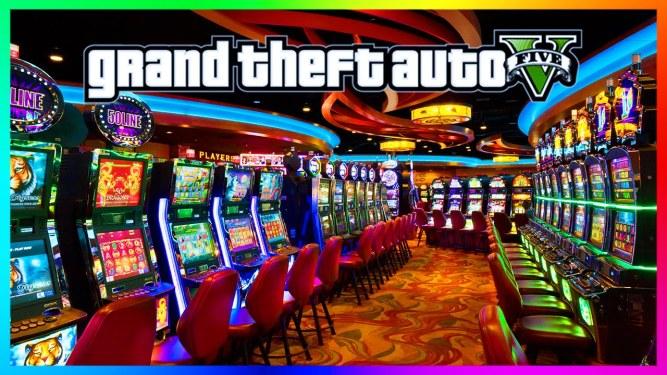 GTA Gambling