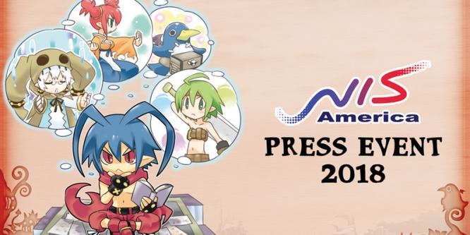 NISA Press Event